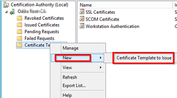 Create a certificate template from a server 2012 r2 ca mrchiyo yadclub Image collections